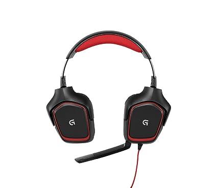 ventes spéciales comment trouver gamme exclusive Logitech G230 Micro Casque Gaming - Noir