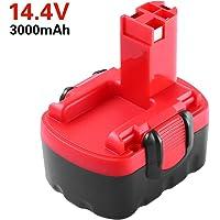 Topbatt 14.4V 3.0Ah para Bosch Batería de repuesto