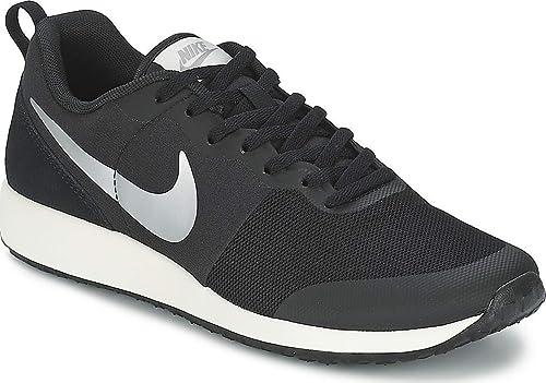 pretty nice 68201 d176a Nike Wmns Elite Shinsen, Zapatillas de Deporte para Mujer, Negro (Black  Metallic