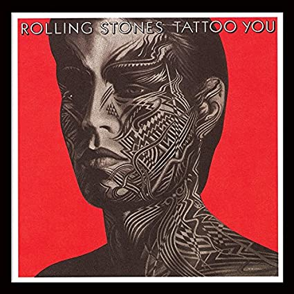Amazoncom Rolling Stones Tattoo You Framed Classic Album