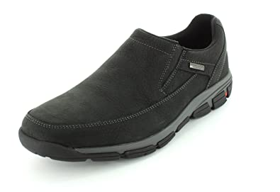 Rockport Men's Rocksports Lite Casual Slip-On- Black-11.5 W