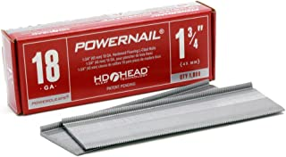 "product image for Powernail 18ga 1-3/4"" L-cleats. Box of 1,000"