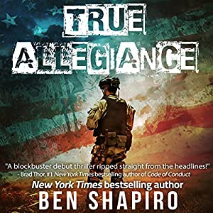 True Allegiance Audiobook