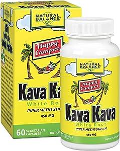 Natural Balance Kava Kava Root 60 Veggie Capsules
