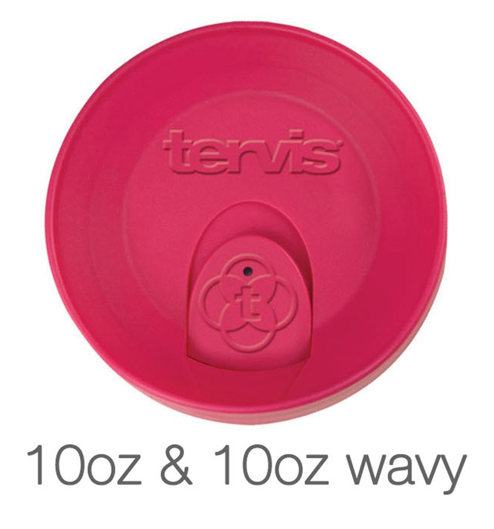 Amazon.com   Tervis Tumbler Fuchsia 10oz Replacement Lid with ...