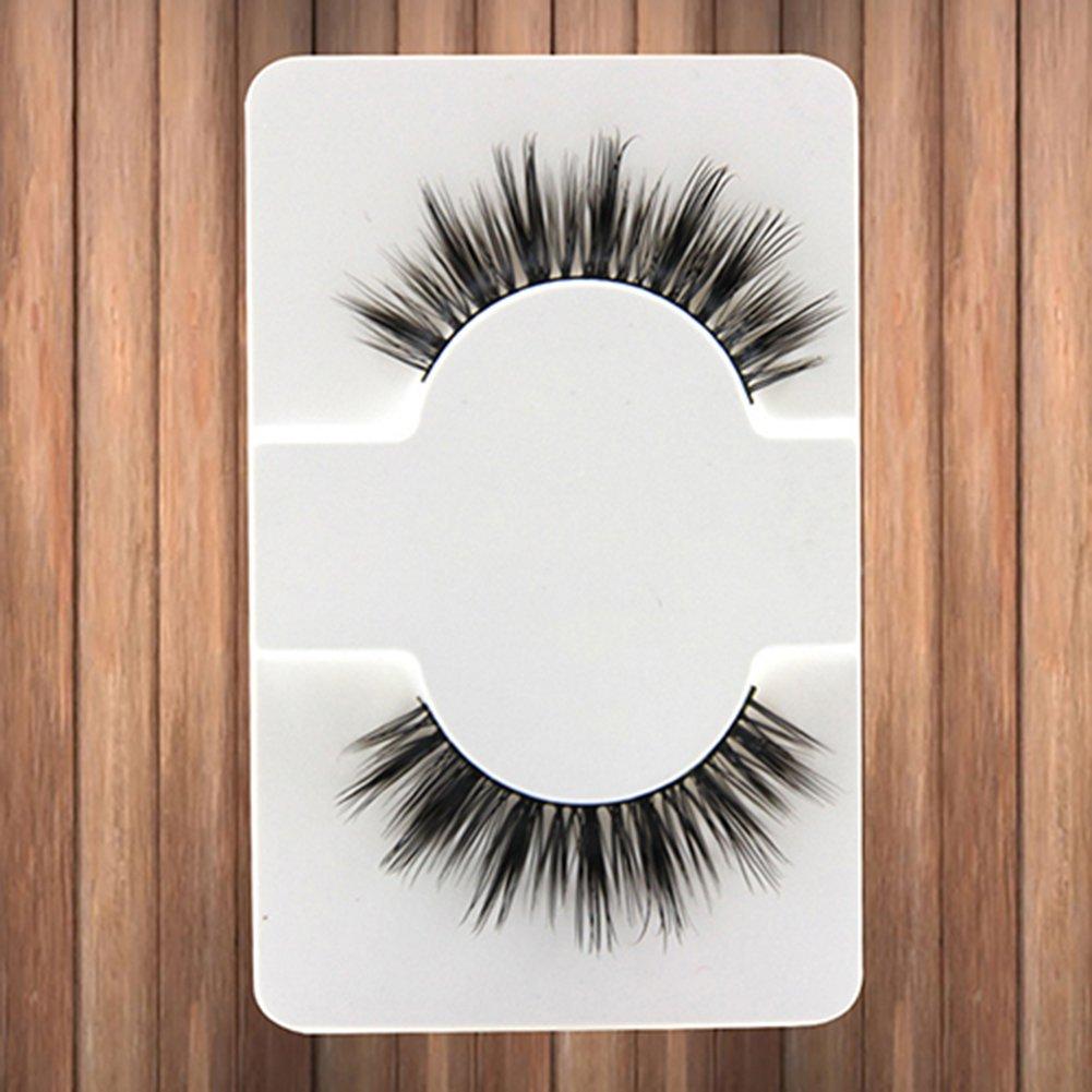 Amazon Eyelashes Soar9opeof Sexy Black Long Natural Look
