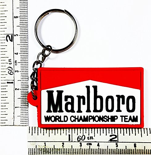 red-marlboro-world-championship-team-motorcycle-logo-keychain-key-ring-rubber-motorcycle-big-bike-sp