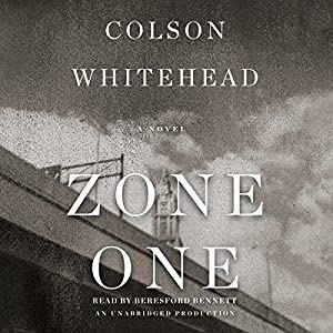 Zone One Audiobook