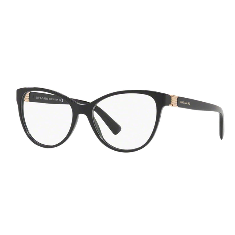 Bulgari 0BV 4151 501 54 Gafas de Sol, Negro (Black), Mujer ...