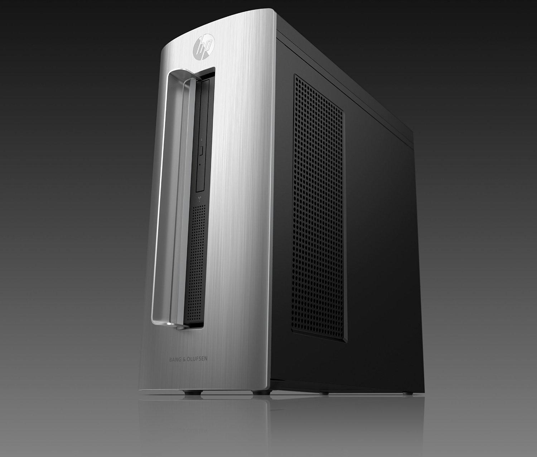2017 Flagship HP Envy 750 Premium Business Desktop - Intel Quad-Core i7-6700 3.4GHz, 16GB DDR4, 1TB HDD, NVIDIA GeForce GTX 750Ti, DVDRW, 7-in-1 Media card reader, Bluetooth, WLAN, USB 3.0, Win 10