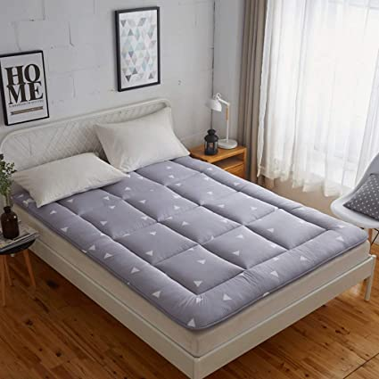 Amazon Com Lj Tatami Mattress Foldable Thick Warm Bed Student