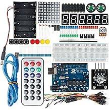 DealMux UNO R3 Project Complete Starter Kit For Arduino DIY Development Board Learning