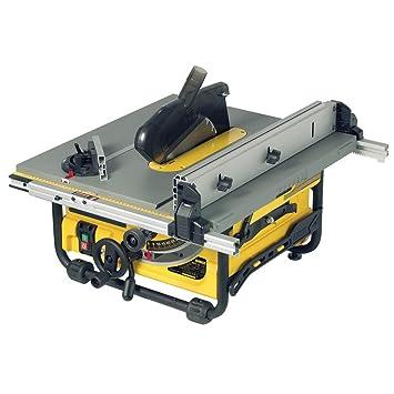 Dewalt Tischkreissage Dw745 Leistungsstarke Sage Mit Parallel Und