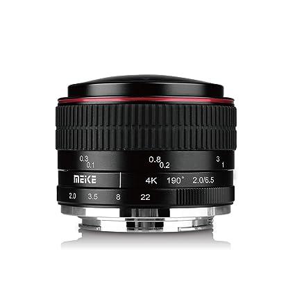 manual lens markings