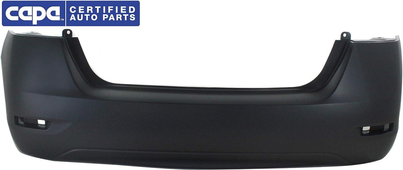 Front Bumper Cover For 2013-2015 Nissan Sentra S//SL//SV Standard Type Primed