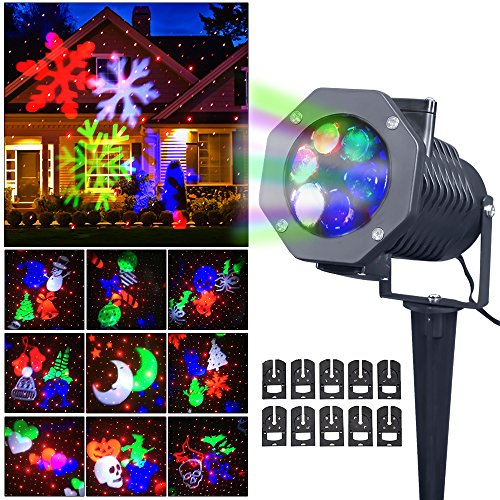 1000 Led Light Projector - 9
