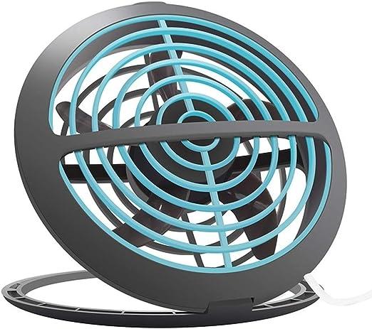 YINUO Fans Ventilador Creativo USB Ventilador Mini Dormitorio ...