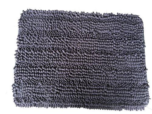 Bath Chenille (Norwex Lim Chenille Bath Mat, Spa Stone Grey (Limited Edition))