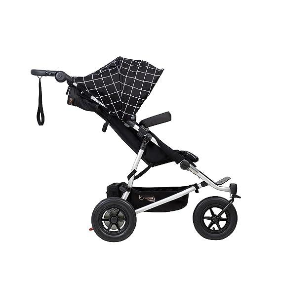 Mountain buggy Duet V3 de 59 Grid doble de cochecito juntos con 4 ruedas: Amazon.es: Bebé
