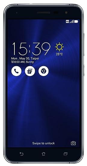 Asus Zenfone 3 ZE520KL-1A035IN (Black, 32GB)(Certified Refurbished) Smartphones at amazon
