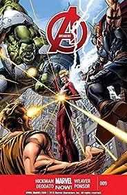 Avengers (2012-2015) #9 (English Edition)