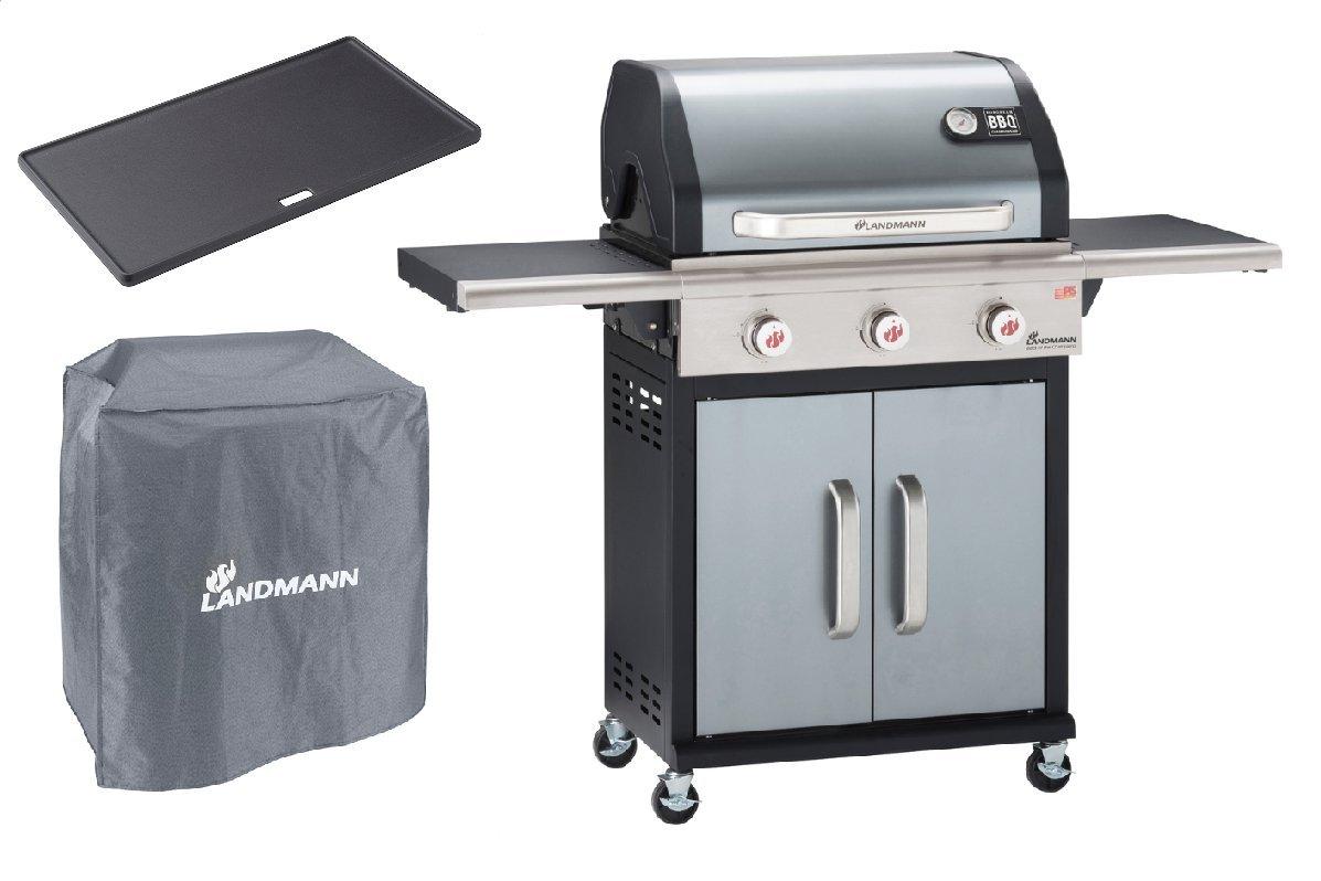 Landmann Gasgrill Schutzhülle : Gasgrill barbecue of the champion pts anthrazit amazon garten