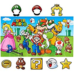 Super Mario Photo Booth Kit
