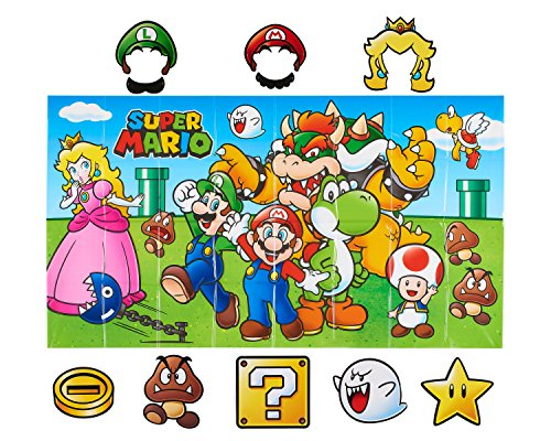 super mario party supplies - 3
