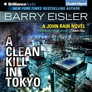 John Rain Series - Barry Eisler