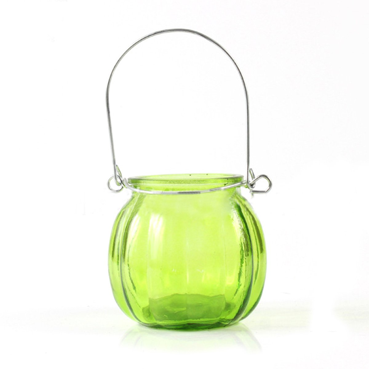 YiZYiF Stainless Steel Wire Handles Night Lamp Flower Candle Holder for Regular Mouth Mason Jar Ball Pint Jar Canning Jars Hanger Silver8 One Size