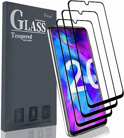 Ferilinso Cristal Templado para Honor 20 Lite/Honor 10 Lite/Huawei ...
