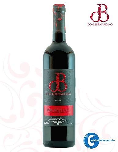 Vino Tinto Mencía Joven Don Bernardino DO Ribeira Sacra 75cl (Estuche 3 Botellas)