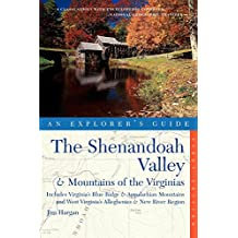 Shenandoah Valley And Mountains Of The Virginias