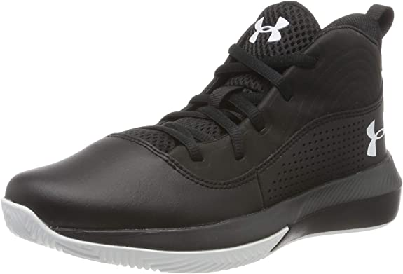 Under Armour UA GS Lockdown 4, Zapatos de Baloncesto Unisex ...