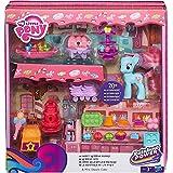My Little Pony - Set de cafetería señorita Dazzle, multicolor (Hasbro A8212)