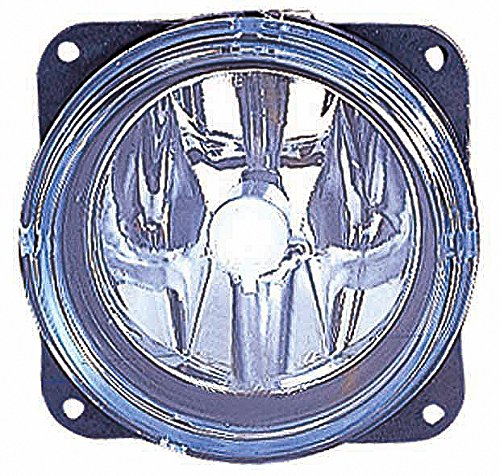 For 2001 2002 2003 2004 Mazda Tribute Fog lamp Assembly Light Driver Left/Passenger Right Side Replacement Capa Certified MA2592101