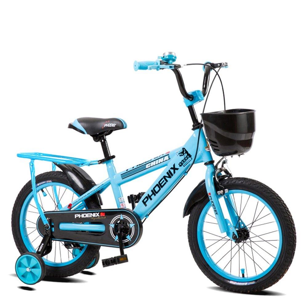 XQ Bule子供の自転車子供の自転車3-13歳の男の子乗馬の安全背中の座席で安定 子ども用自転車 ( サイズ さいず : Length-120cm ) B07C2CPVBJ Length-120cm Length-120cm
