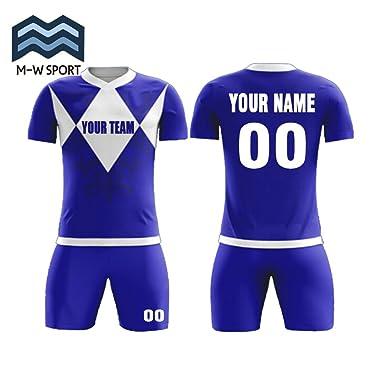 18cdaf735 Custom Sport Jerseys - Make Your Own Soccer Jersey Set - 7 Days Quick  Customization (