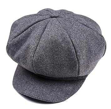 En Tukistore Hiver Béret Gatsby Laine Newsboy Casquette Bonnet OnPX80wk