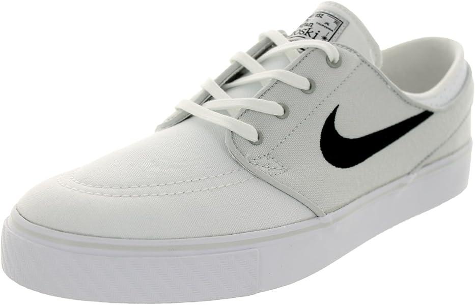 25475ea80ee Nike - Zapatillas de Skateboarding de Lona para Hombre Gris Gris ...