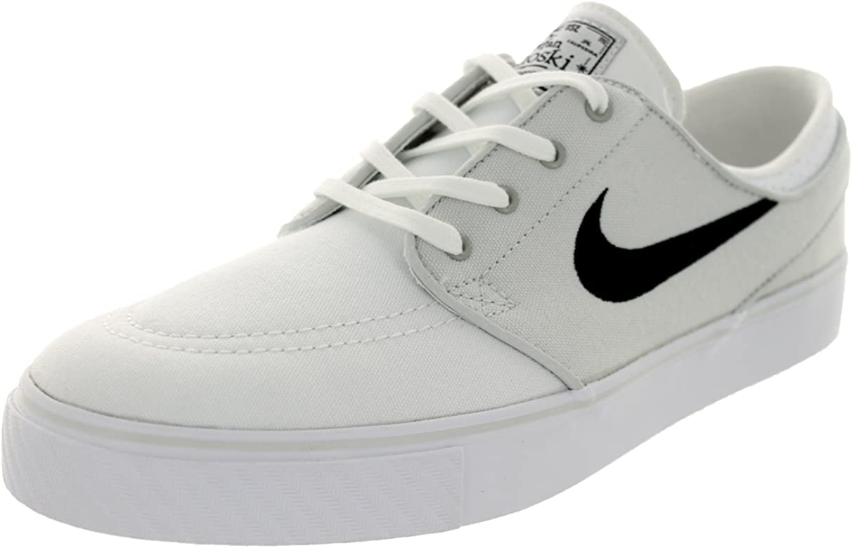 279beed1 ... Zoom Stefan Janoski SB Lienzo Base LT Gris/Negro/Blanco. Nike -  Zapatillas de Skateboarding de Lona para Hombre Gris Gris