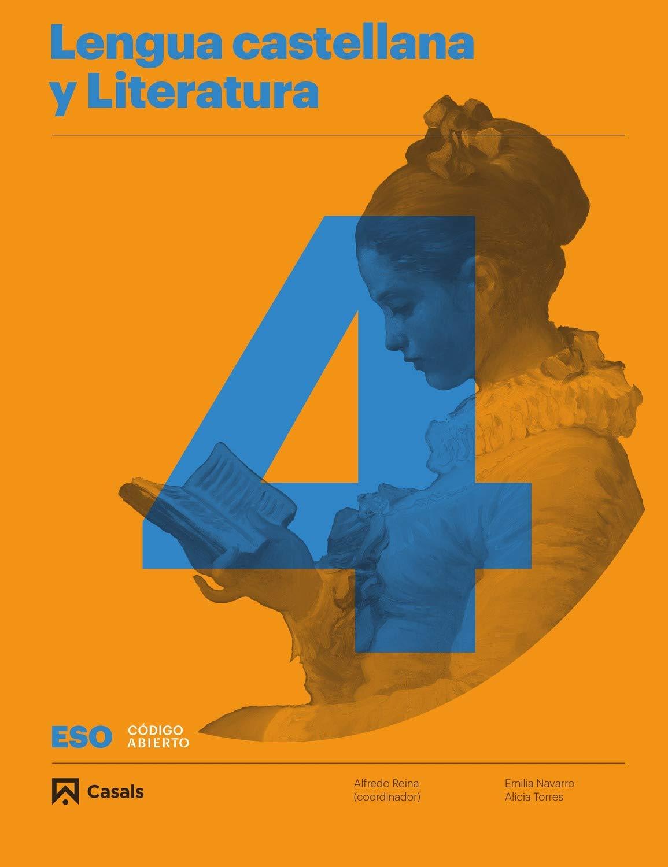 Lengua castellana y Literatura A 4 Eso Código abierto: Amazon.es: Varios: Libros