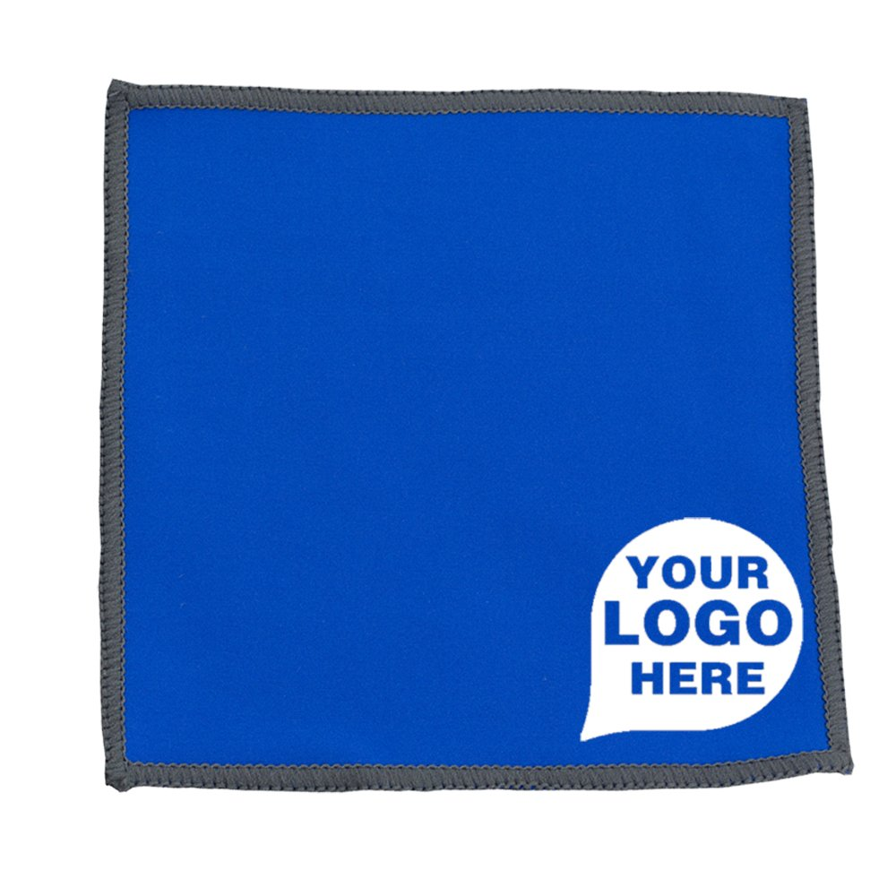 Microfiber Cleaning Cloth and Towel - 150 Quantity - $1.85 Each - PROMOTIONAL PRODUCT / BULK / BRANDED with YOUR LOGO / CUSTOMIZED