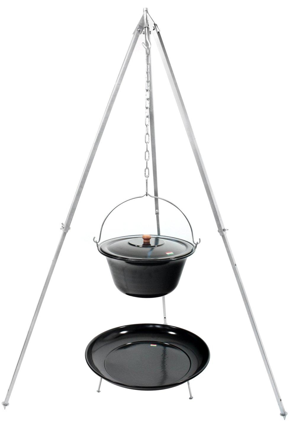 Gulaschkessel Set 15 Liter