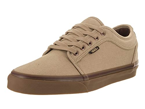 b115c81d75 Vans Chukka Low Camouflage Cornstalk Gum Boys Shoes (5 M US Big Kids)