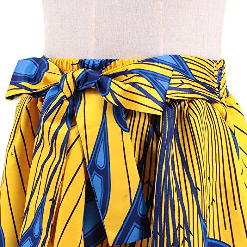 Novias Boutique - Falda - trapecio - Mujer Blue Feather