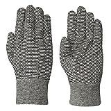 Pioneer V5060200-O/S Work Glove Liner, (Pack of 12) Salt and Pepper Universal