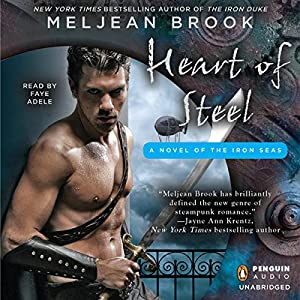 Heart of Steel Audiobook