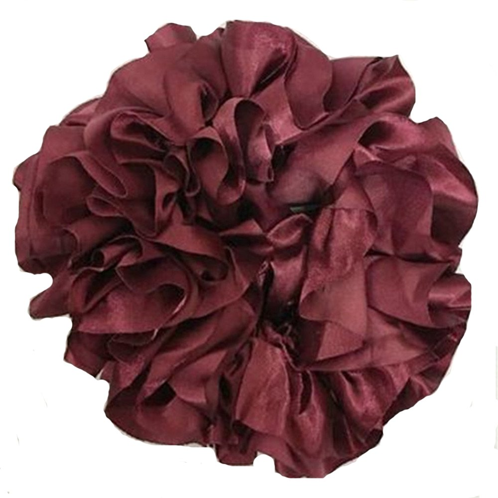 Volumising Scrunchie Hair Tie Ring Hijab Volumizer Headwear Rubber Band