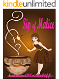 Sip of Malice (Gypsy Sleuths, Book 2)